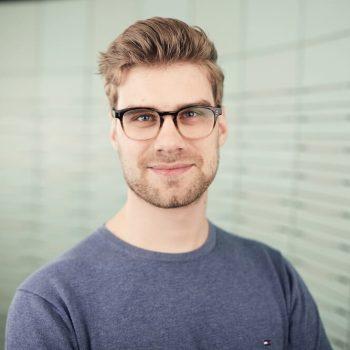 Alexander, een innovatie manager bij MijnPil.nu