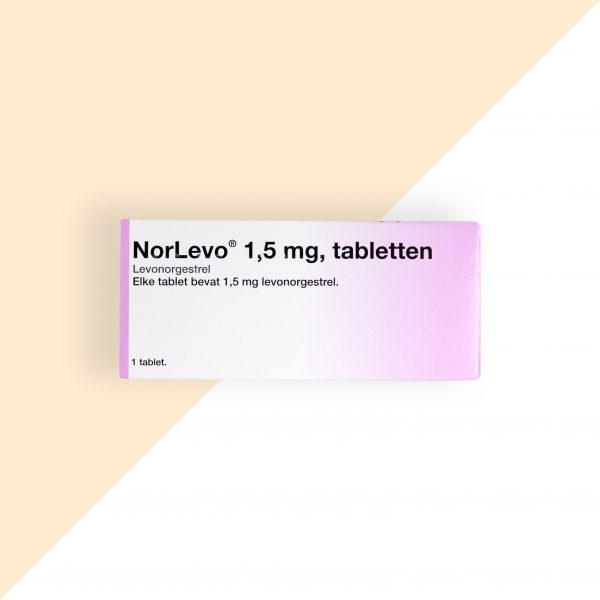 Norlevo 1,5mg Labaratoire (Morning-afterpil binnen 3 dagen)