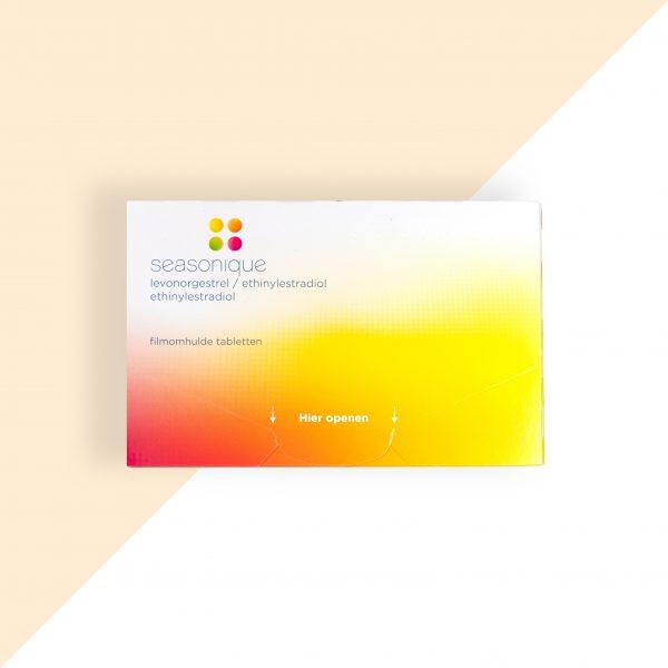 Seasonique Levonorgestrel/ Ethinylestradiol 0,15/0,03mg Theramex