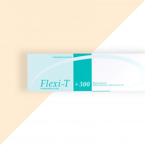 Flexi-T+ 300 32mm van Will-Pharma (Koperspiraaltje)
