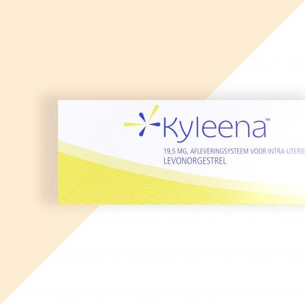 Kyleena Levonorgestrel 19,5mg/24uur Bayer (Spiraaltje)