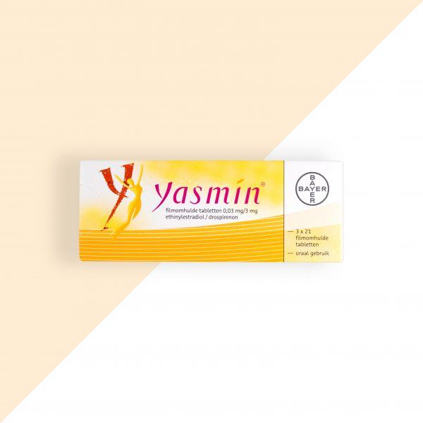 Yasmin Ethinylestradiol/ Drospirenon 0,03/3mg Bayer