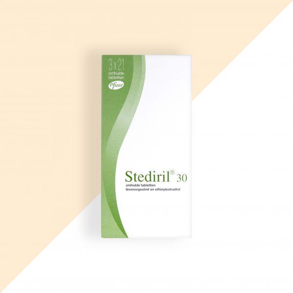 Stediril 30 Levonorgestrel/ Ethinylestradiol 0,15/0,03 Pfizer