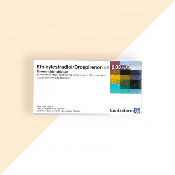 Ethinylestradiol/ Drospirenon 0,03/3mg Centrafarm