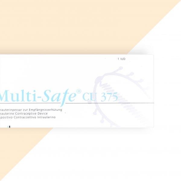 Multi-Safe 35mm van Titus Health Care (Koperspiraaltje)