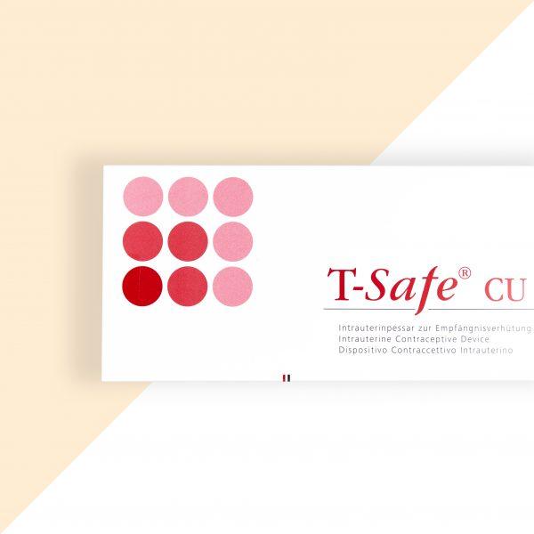 T-Safe 36mm van Titus Health Care (Koperspiraaltje)