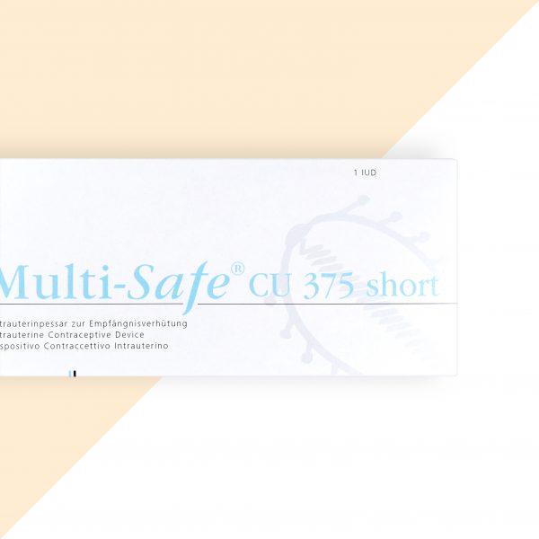 Multi-Safe SHORT 30mm van Titus Health Care (Koperspiraaltje)