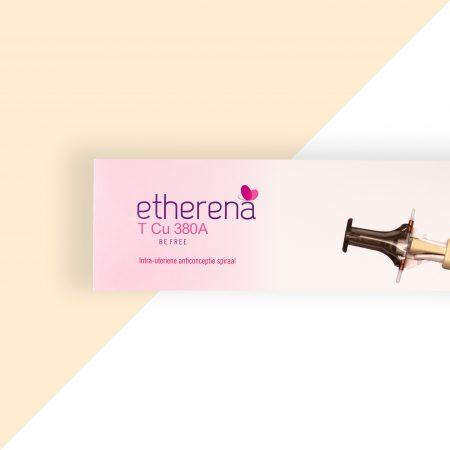 Etherena TCu 380A Koperspiraal